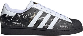 adidas Superstar sneakers Heren Zwart