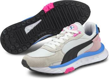 Puma Wild Rider Rollin' sneakers Wit