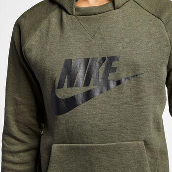 Nike Sportswear Optic hoodie Heren Groen