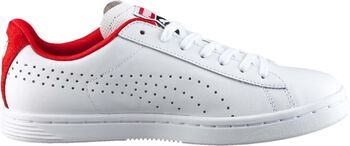 Puma Court Star  Heren Wit