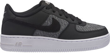 Nike Air Force 1 LV8 - kids Zwart
