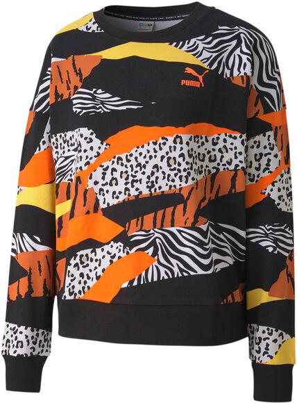 Classics Graphics Crew hoodie