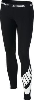 Nike NSW Leg-A-See Meisjes Zwart