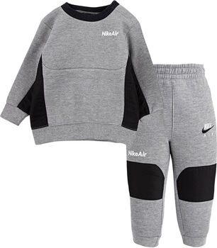 Nike Air Crew kids set Jongens Grijs