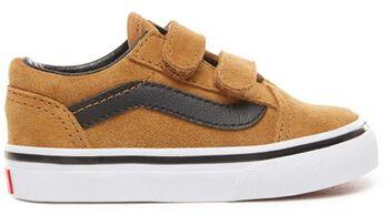 Vans Old school Suede sneakers Bruin