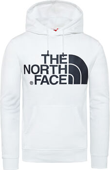 The North Face Standard hoodie Heren Wit