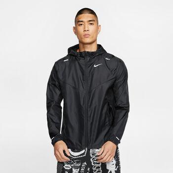 Nike Windrunner jack Heren Zwart