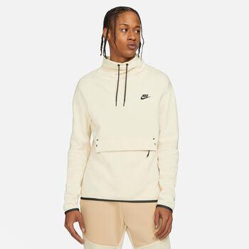 Nike Sportswear Tech Fleece sweater Heren Bruin