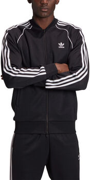 adidas Adicolor Classics Primeblue SST trainingsjack Heren Zwart