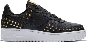 Nike Air Force 1 sneakers Dames Zwart