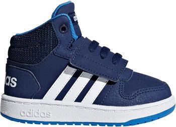 ADIDAS Hoops 2.0 Mid sneakers Jongens Blauw