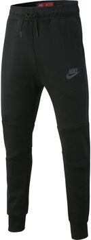 Nike NSW Tech Fleece  Jongens Zwart