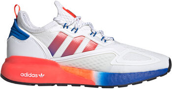 adidas ZX 2K Boost sneakers Heren Wit