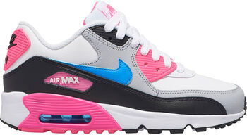 Nike Air Max 90 Leather - kids Wit