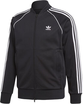 adidas SST vest Heren Zwart