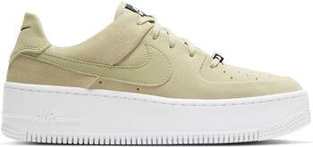 Nike Air Force 1 Sage Low sneakers Dames Groen