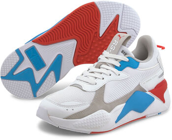 Puma RS-X Monday kids sneakers Jongens Wit