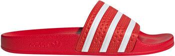 adidas Adilette slipper Heren Rood