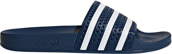 adidas Adilette slippers Blauw