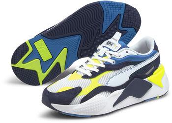 Puma RX-X3 Twill Air Mesh kids sneakers Jongens Wit