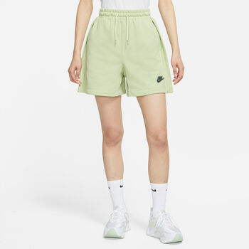 Nike Sportswear Earth Day short Dames Groen
