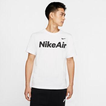 Nike Sportswear Air shirt Heren Wit