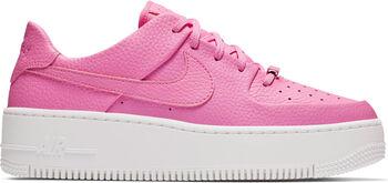Nike Air Force 1 Sage Low sneakers Dames Rood