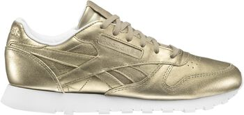 Reebok Classic Leather - Melted Metal Dames Wit