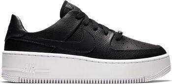 Nike Air Force 1 Sage Low sneakers Dames Zwart
