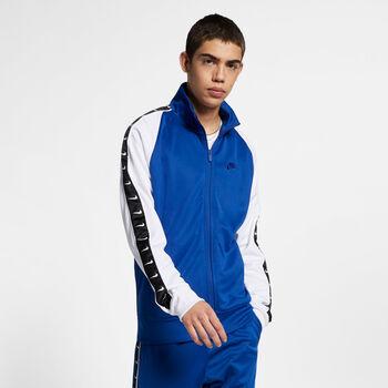 Nike Sportswear jack Heren Blauw