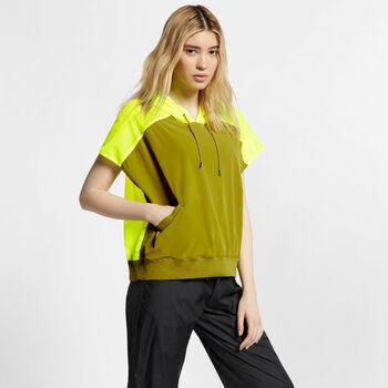 Nike Sportswear Tech CKK shirt Dames Groen