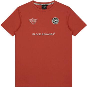 Black Bananas F.C. t-shirt Heren Roze
