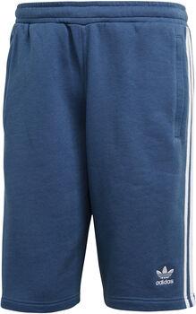 adidas 3-Stripes short Heren Blauw