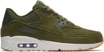 Nike Air Max 90 Ultra 2.0 Leather sneakers Heren Groen