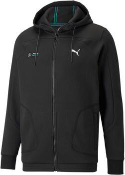 Puma Mapf1 Hooded Sweat vest Heren Zwart