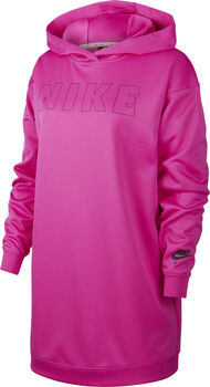 Nike Sportswear Air hoodie Dames Rood