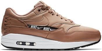 Nike Air Max 1 sneakers Dames Bruin