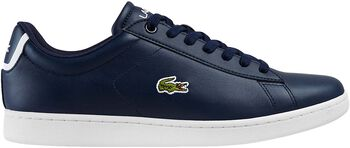 Lacoste Carnaby Evo BL1 sneakers Heren Blauw