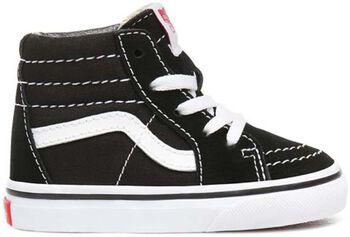 1d667569eec8be Vans Sk8-hi sneakers Zwart