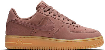 sale retailer cfa60 8e551 Nike Air Force 1 07 SE sneakers Dames Bruin