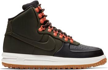 Nike Lunar Force 1 Duckboot 18 sneakers Heren Zwart