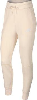 Nike Sportswear Tech Fleece broek Dames Oranje