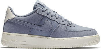 Nike Air Force 1 sneakers Jongens Blauw