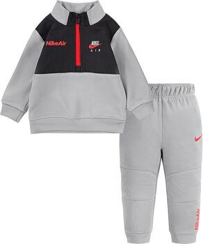 Nike Air Tricot kids set Jongens Grijs