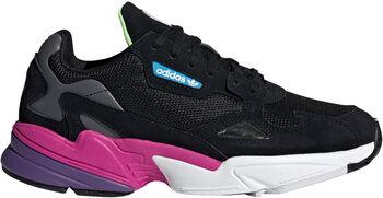 ADIDAS Falcon sneakers Dames Zwart