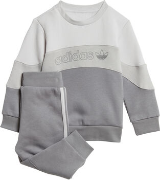 adidas Box 2.0 Crew kids set Jongens Grijs