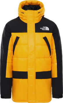 The North Face Himalayan Ins parka Heren Geel