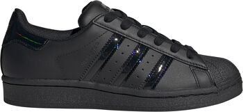 adidas Superstar kids basketbalschoenen Zwart