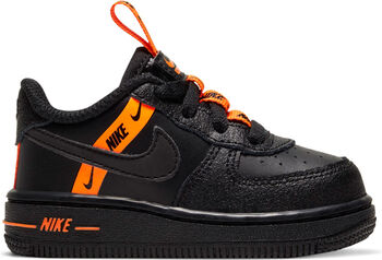 Nike Air Force 1 LV8 KSA kids sneakers Jongens Zwart