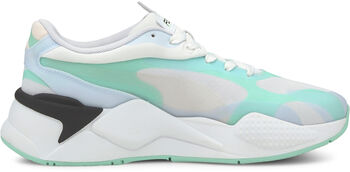 Puma RS-X3 Plas Tech sneakers Dames Roze